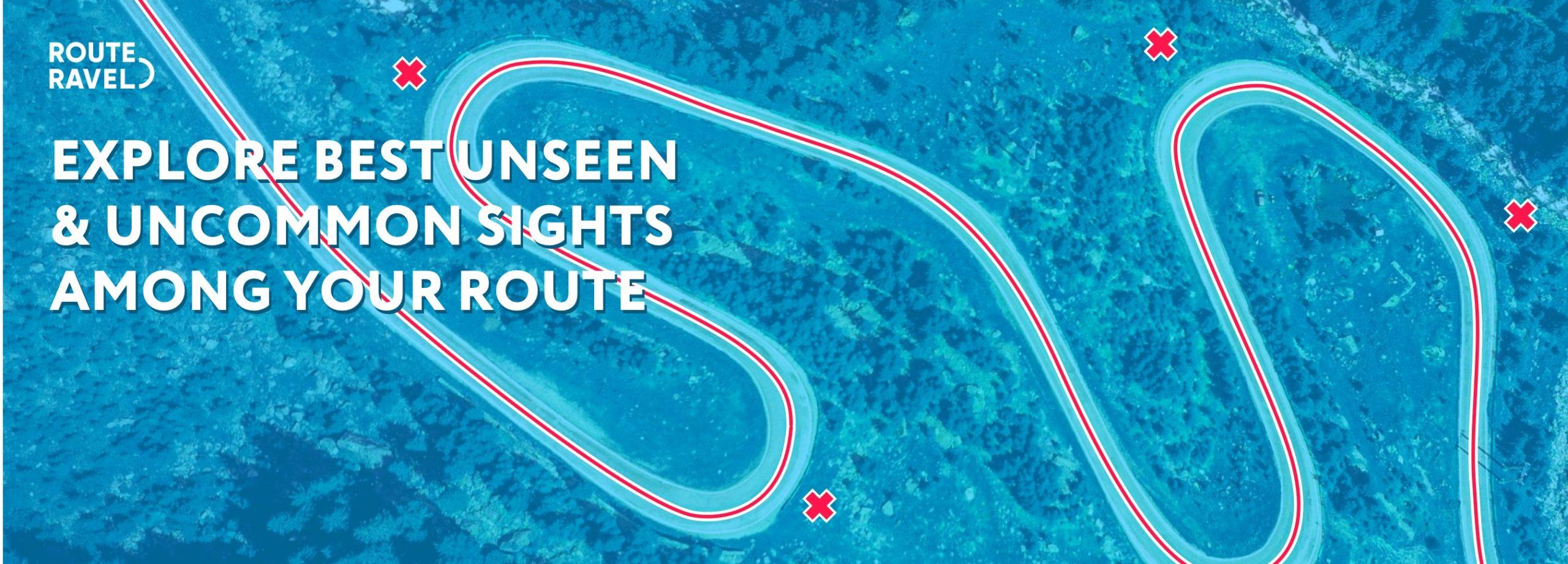 unique travel route